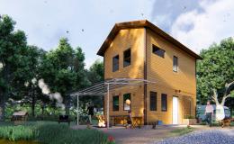 11TH ST Farmhouse Living - ADU - 672