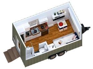 16  Tiny House