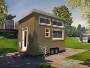 16  Tiny House Exterior