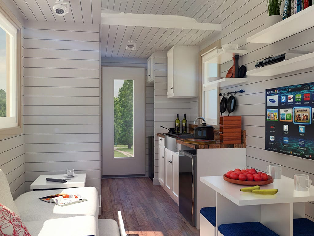 16  Tiny House Interior
